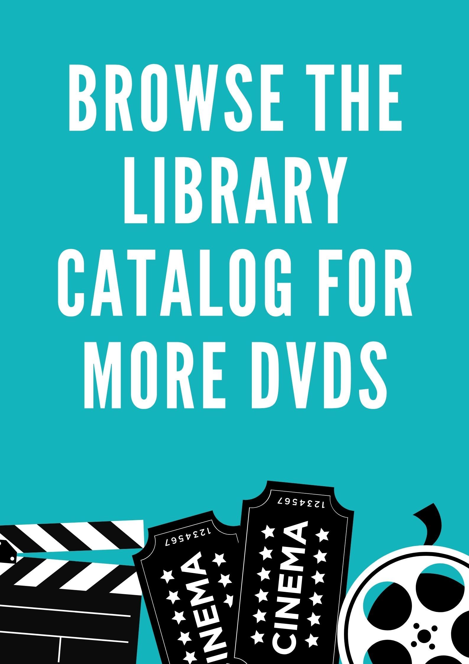 Browse for More DVDs