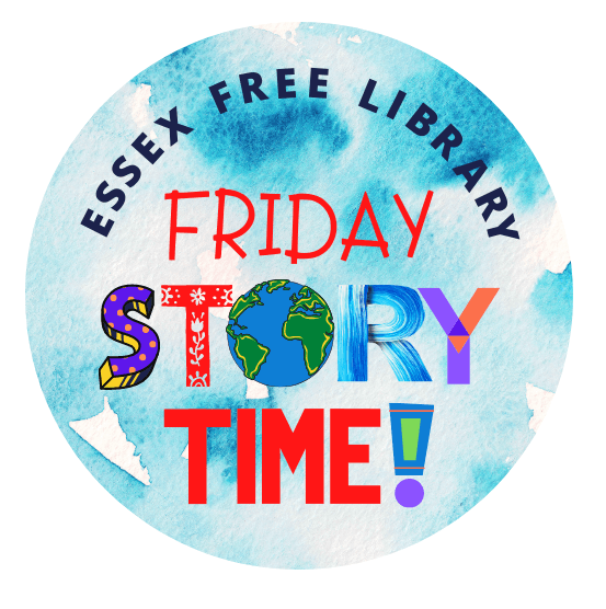 Logo - Friday Storytime