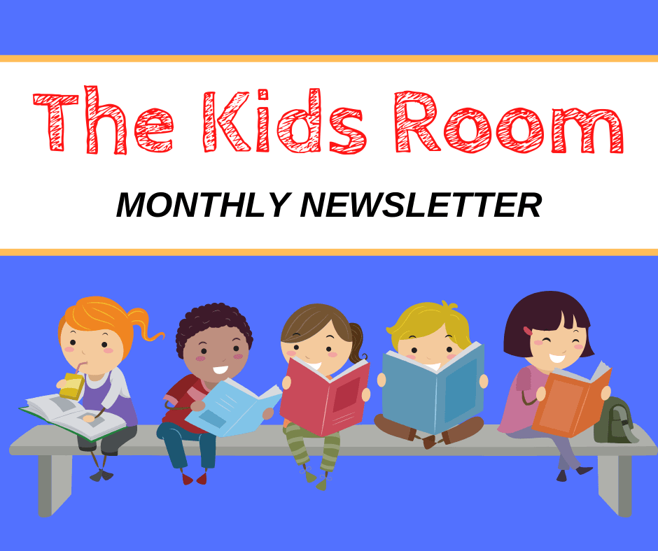 Logo - The Kids Room Monthly Newsletter