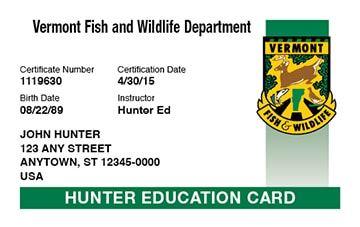 Hunters Education
